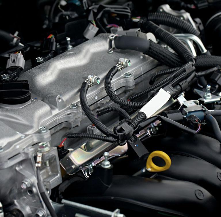 Naprawa korpusu silnika
